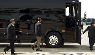Autobus prezydenta Obamy