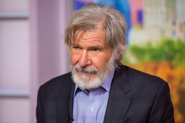 Harrison Ford jest twarzą Indiany Jonesa od prawie 40 lat