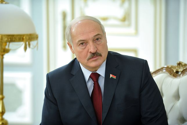 """Prezydent Białorusi liczy na lepsze relacje z Polską, ale przestrzega nas przed """"wymachiwaniem szabelką"""""""