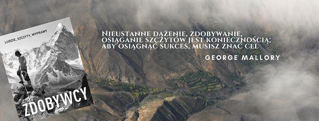 Ludzie, szczyty, wyprawy - Zdobywcy.