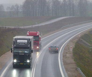 Nowe opłaty za jazdę po niemieckich drogach. Kierowcy ciężarówek zapłacą nie tylko za autostrady