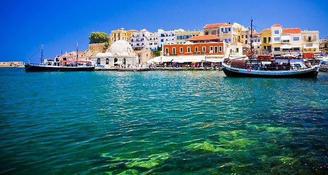 Tani urlop w październiku - Grecja