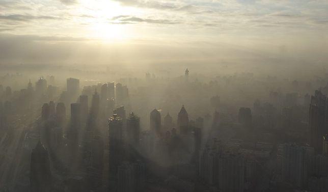 Powietrzna apokalipsa po chińsku