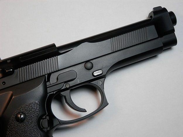 Blogerka walcząca o prawo do broni postrzelona przez 4-letniego synka