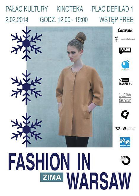 Fashion in Warsaw w PKiN!