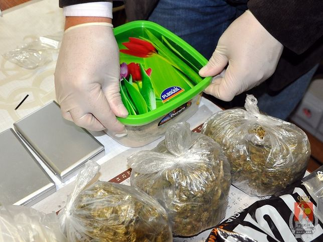Kolejny kilogram narkotyków nie trafi na rynek!