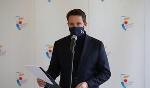 Warszawa. Rafał Trzaskowski przedstawi zmiany w ratuszu