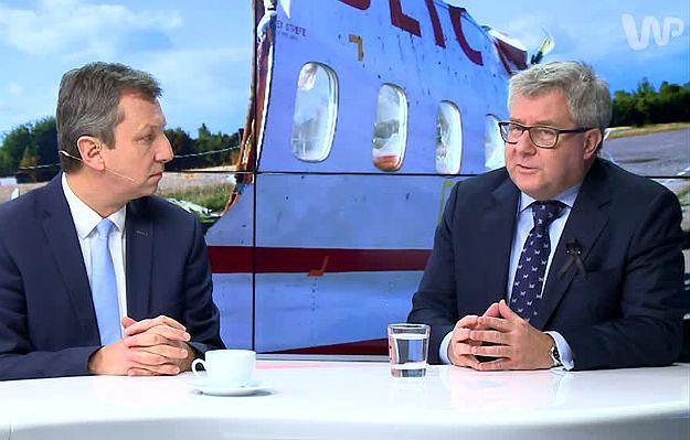 #dziejesienazywo Ryszard Czarnecki o Smoleńsku: byłem przekonany, że to katastrofa lotnicza, potem nabrałem wątpliwości