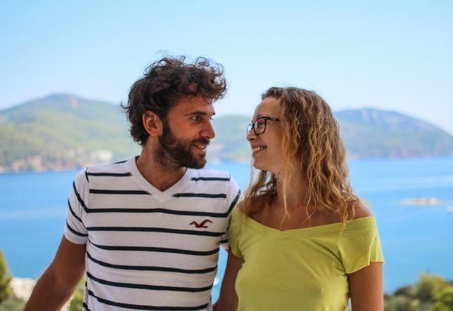 Magda Iwaszko mieszka na Poros, greckiej wyspie świetnie skomunikowanej z Atenami
