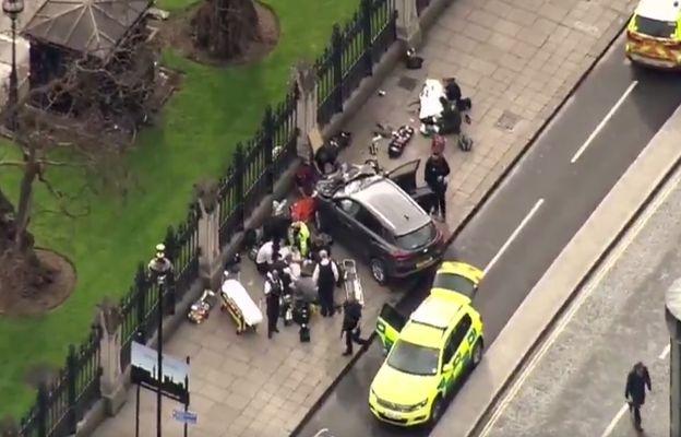 Atak w Londynie. Co wiemy o wydarzeniach w brytyjskiej stolicy? [PODSUMOWANIE]