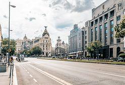 Hiszpania. Koronawirus. Rząd wprowadził stan wyjątkowy w Madrycie