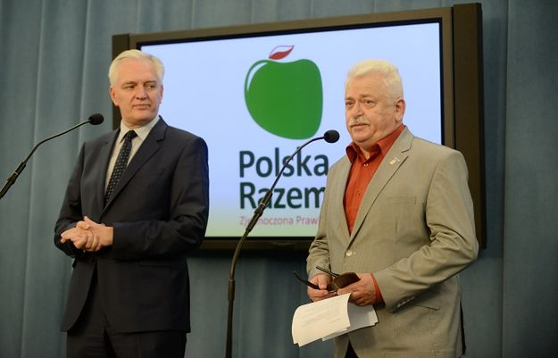 Jarosław Gowin, Romuald Szeremietiew