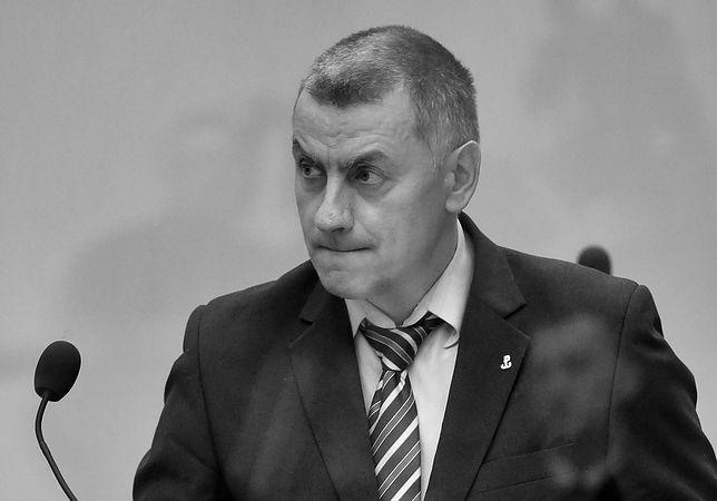 Michał Wójcik o przyczynach śmierci Brunona Kwietnia