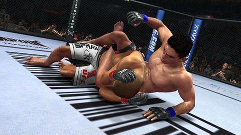 Pokaźna galeria UFC Undisputed 2010