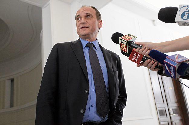 Paweł Kukiz wraca do flagowego pomysłu. Brakuje mu 150 tys. podpisów