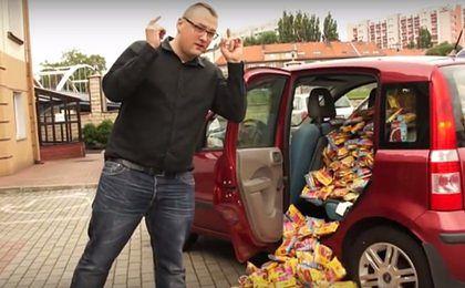 Polacy kupili 1000 zupek chińskich. Wszystko po to, żeby wygrać w konkursie