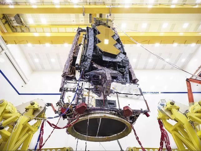 Teleskop Kosmiczny Jamesa Webba