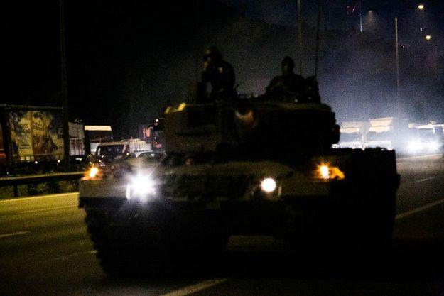 Do próby wojskowego zamachu stanu doszło w nocy z 15 na 16 lipca