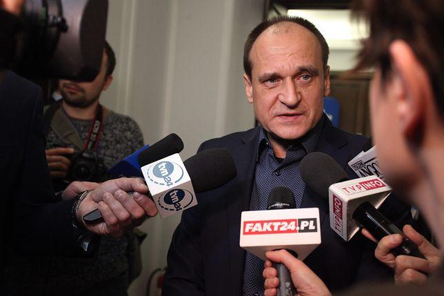 Paweł Kukiz nie chce, by ustawa likwidująca JOW-y weszła w życie