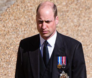 Brytyjczycy drżą o zdrowie księcia Williama. Może być poważnie chory