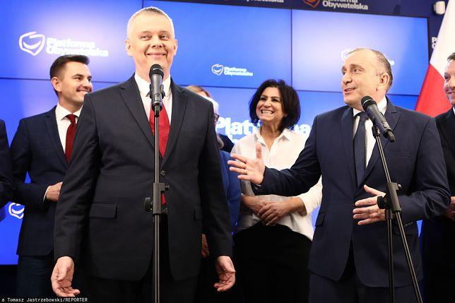 Grzegorz Schetyna w wyborach w PO poprze Tomasza Siemoniaka