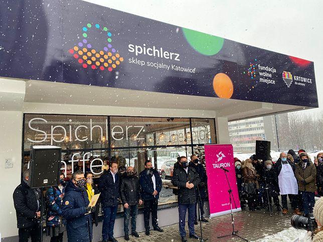 Sklep socjalny w Katowicach już niedługo stanie się dostępny dla większej liczby klientów.