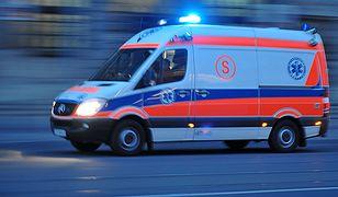 Wypadek w gdańskiej stoczni. Poszukiwania pracownika przerwano