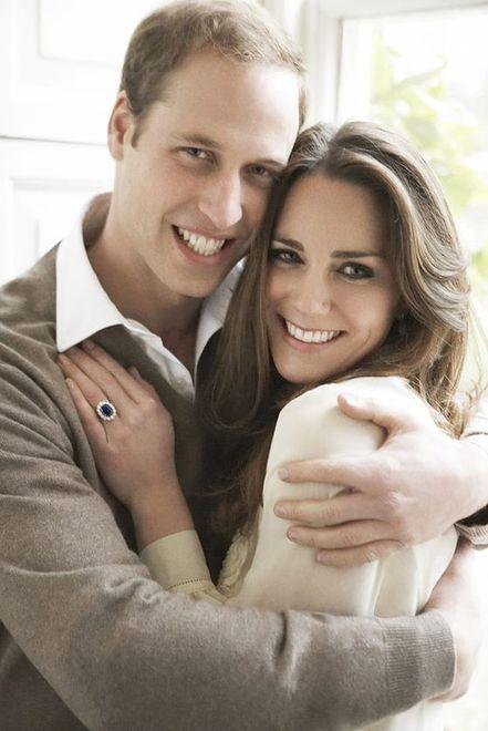 Pierścień księżnej Kate