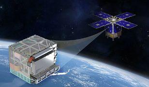 Zegar kosmiczny Deep Space Atomic Clock (DSAC)