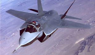 Wojskowa peleryna niewidka? Zdradzamy tajemnice myśliwca F-35