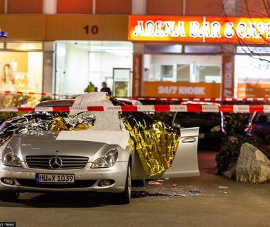 Strzelanina w Niemczech.