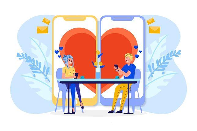 Randki w internecie – na co zwracają uwagę faceci?