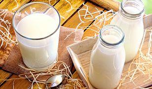 Chude mleko wcale nie takie zdrowe. Nowe odkrycie naukowców