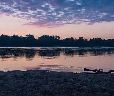 Warszawska Wisła - niesamowity film [WIDEO]