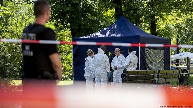 Niemcy wydalają dwóch rosyjskich dyplomatów. Moskwa podejrzewana o zlecenie zabójstwa