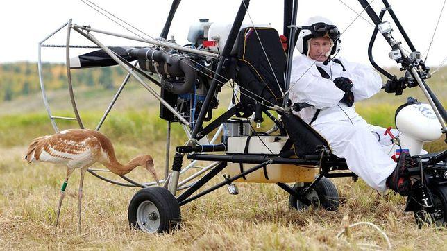 Uczyli latać Putina na motolotni. Zginęli w wypadku