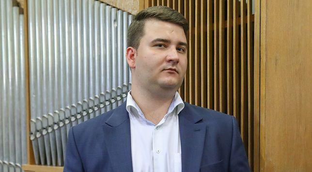 Bartłomiej Misiewicz po wyjściu na wolność zgodził się na publikację nazwiska i wizerunku