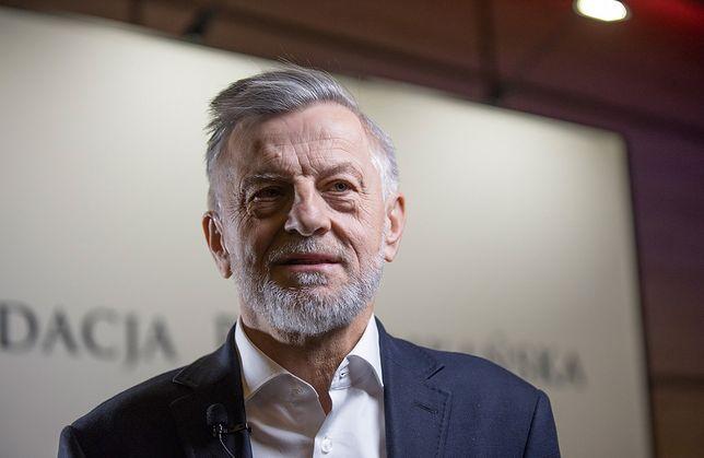 Doradca Andrzeja Dudy prof. Andrzej Zybertowicz skomentował wypowiedź o LGBT