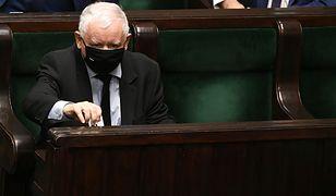 Jarosław Kaczyński: Unia ma problemy z praworządnością