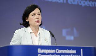 Vera Jourova: Już wkrótce zajmiemy się Polską i Węgrami