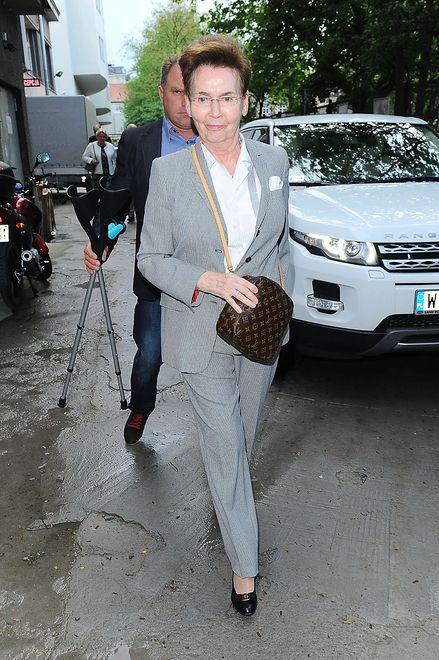 Bożena Walter przeszła na emeryturę w wieku 78 lat