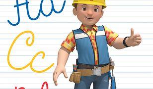 Bob Budowniczy. Uczę się... pisać. Nauka i zabawa