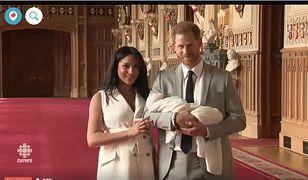 """Księżna Meghan pokazała niemowlę. """"Jak można wyglądać tak dobrze po urodzeniu dziecka?"""""""