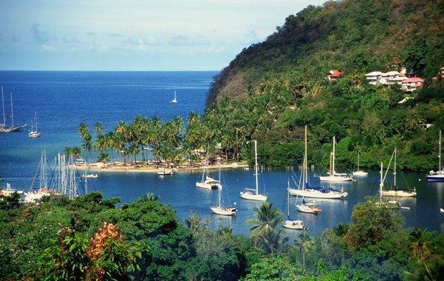 Santa Lucia - wśród siarki i wulkanów