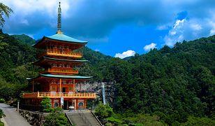 Świątynia na wyspie Honsiu