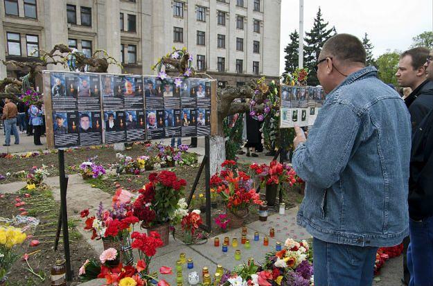 Ambasador UE na Ukrainie apeluje o uczciwe śledztwo ws. Odessy