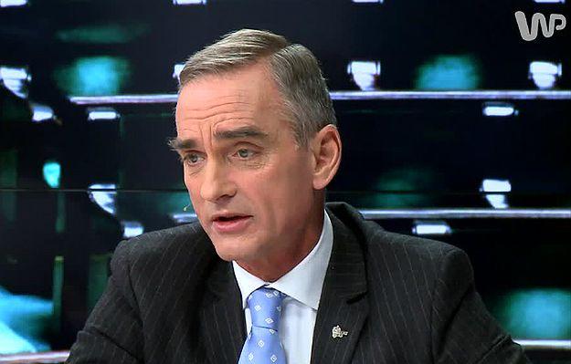 Jan Maria Jackowski o działalności Ryszarda Petru: on ma swoje interesy, opinia publiczna ma prawo mieć wątpliwości
