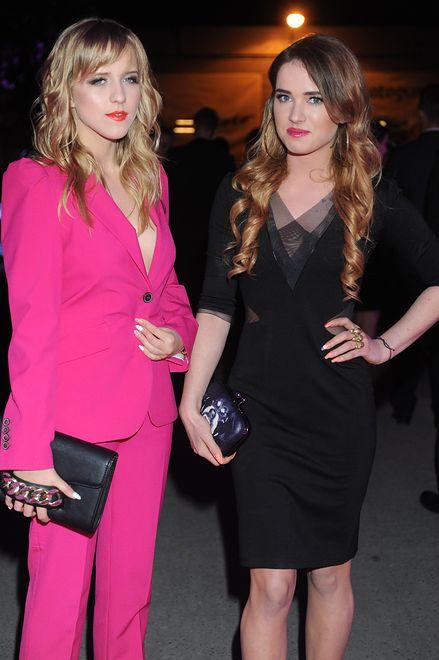 Jessica Mercedes i Maffashion w 2013 roku
