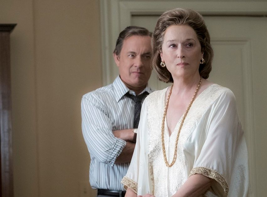 Tom Hanks bał się Meryl Streep. Powód?
