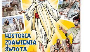 Jezus Chrystus Historia Zbawienia Świata. (komiks)